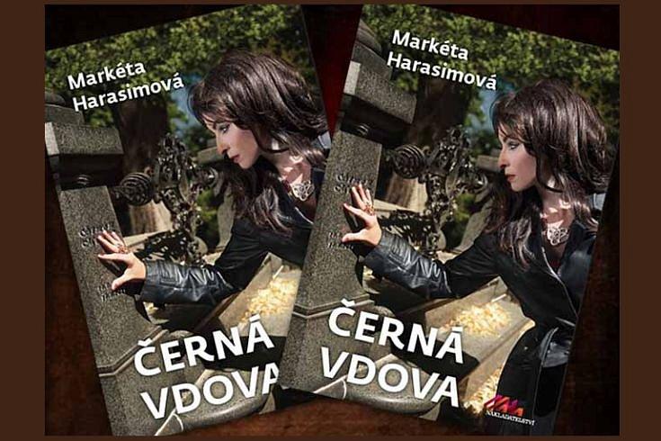 Vyhrajte dvě knihy Černá vdova