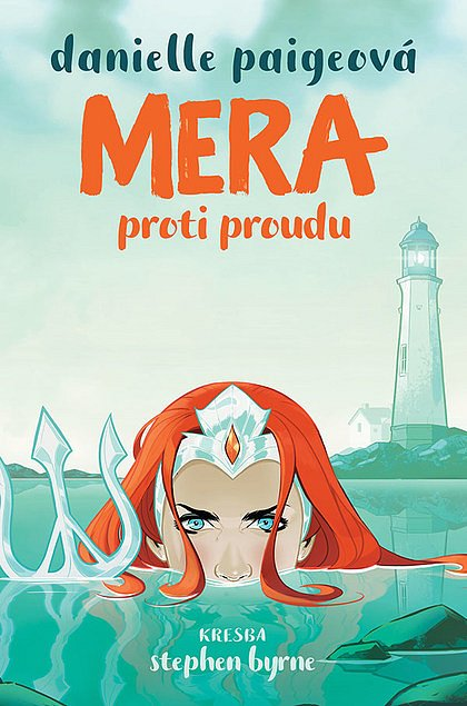 Soutěž o 3 komiksy Mera: Proti proudu