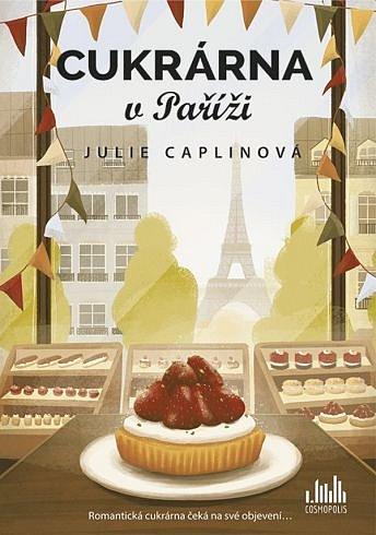 Soutěž o tři knihy Cukrárna v Paříži