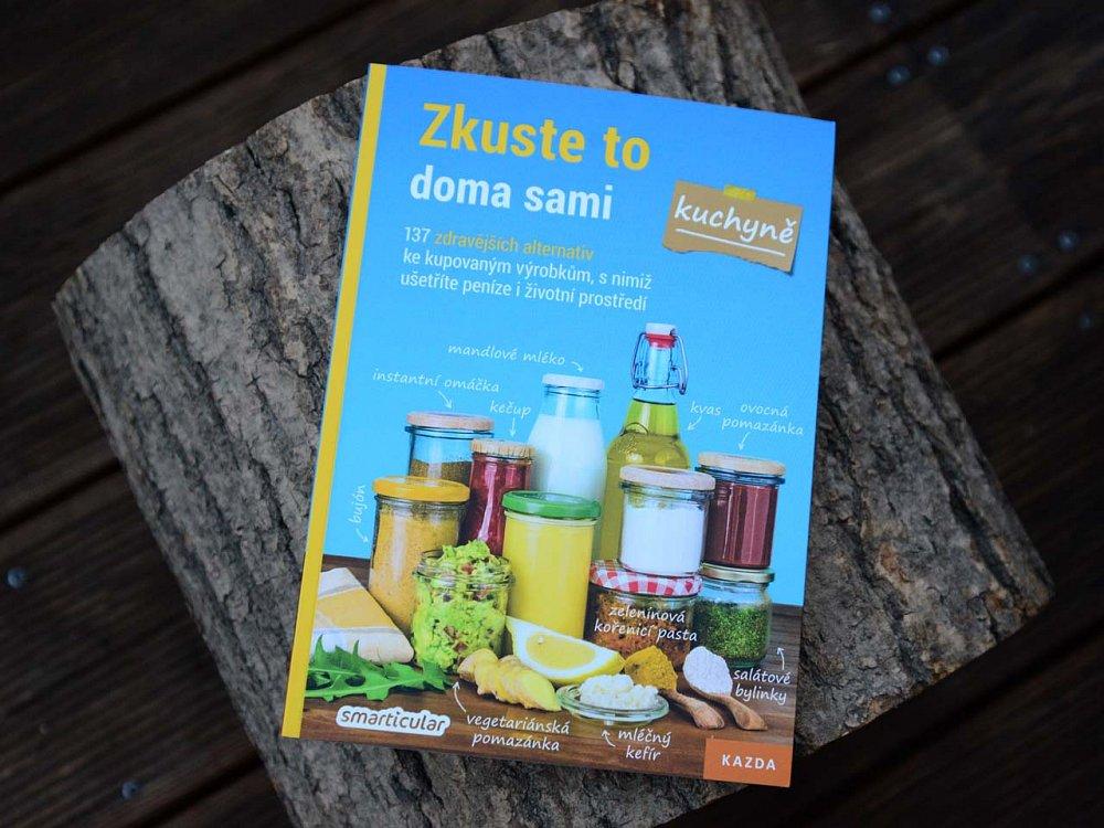 Soutěž o tři knihy: Zkuste to doma sami – kuchyně
