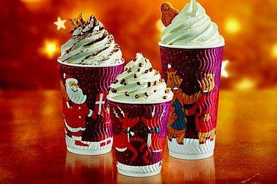 SOUTĚŽ: Duch Vánoc objeven vCosta Coffee
