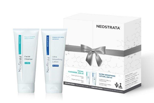 Soutěž o luxusní balíček kosmetiky NeoStrata