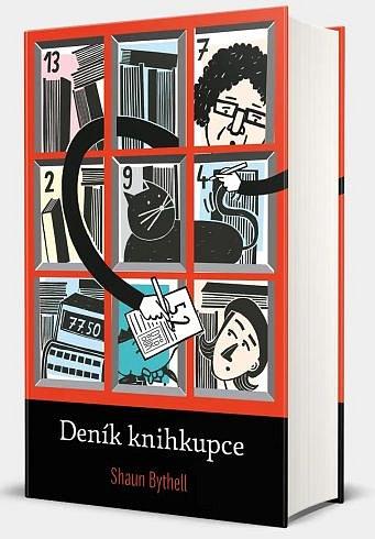 Soutěž o tři knihy Deník knihkupce