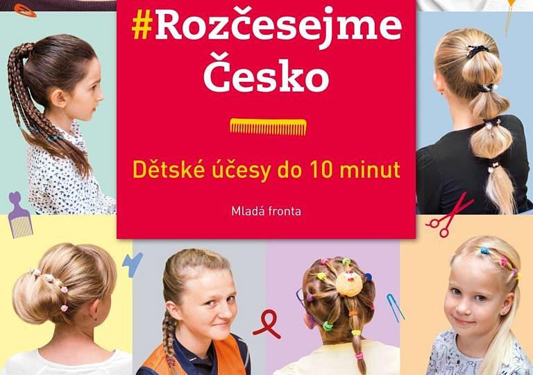 Rozčesejme Česko! - soutěž o 3 knihy