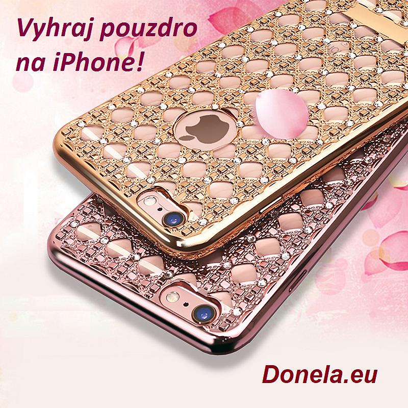 Soutěž o pouzdro na iPhone 6 / 6S