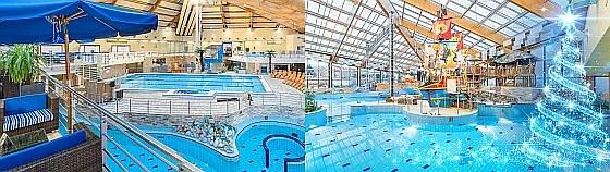 Velká 14denní soutěž o vstupenky do vodního a saunového světa Aquapalace Praha
