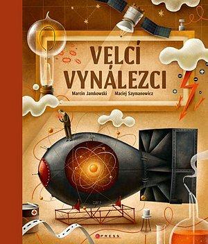 Soutěž o knihu Velcí vynálezci