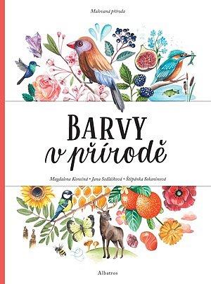 Soutěž o knihu Malovaná příroda. Barvy v přírodě