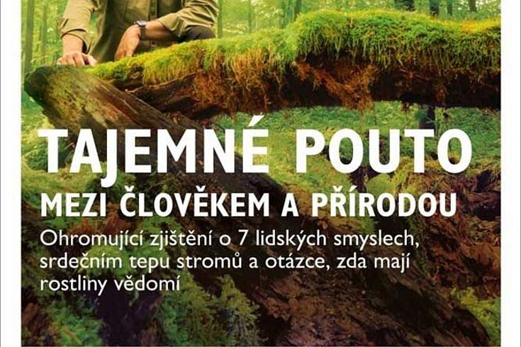 Vyhrajte dvě knihy Tajemné pouto mezi člověkem a přírodou