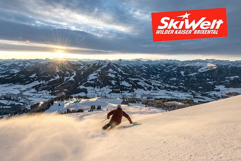Soutěž o tři 6denní skipasy do střediska SkiWelt Wilder Kaiser Brixental