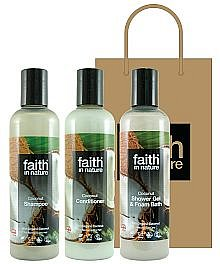 Soutěž o sady přírodní kosmetiky Faith in Nature s kokosem