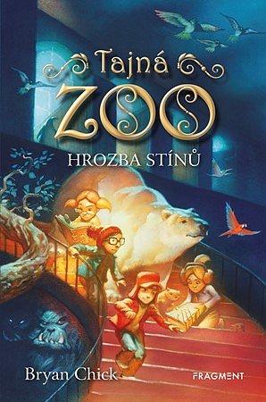 Soutěž o knihu Tajná zoo - Hrozba stínů