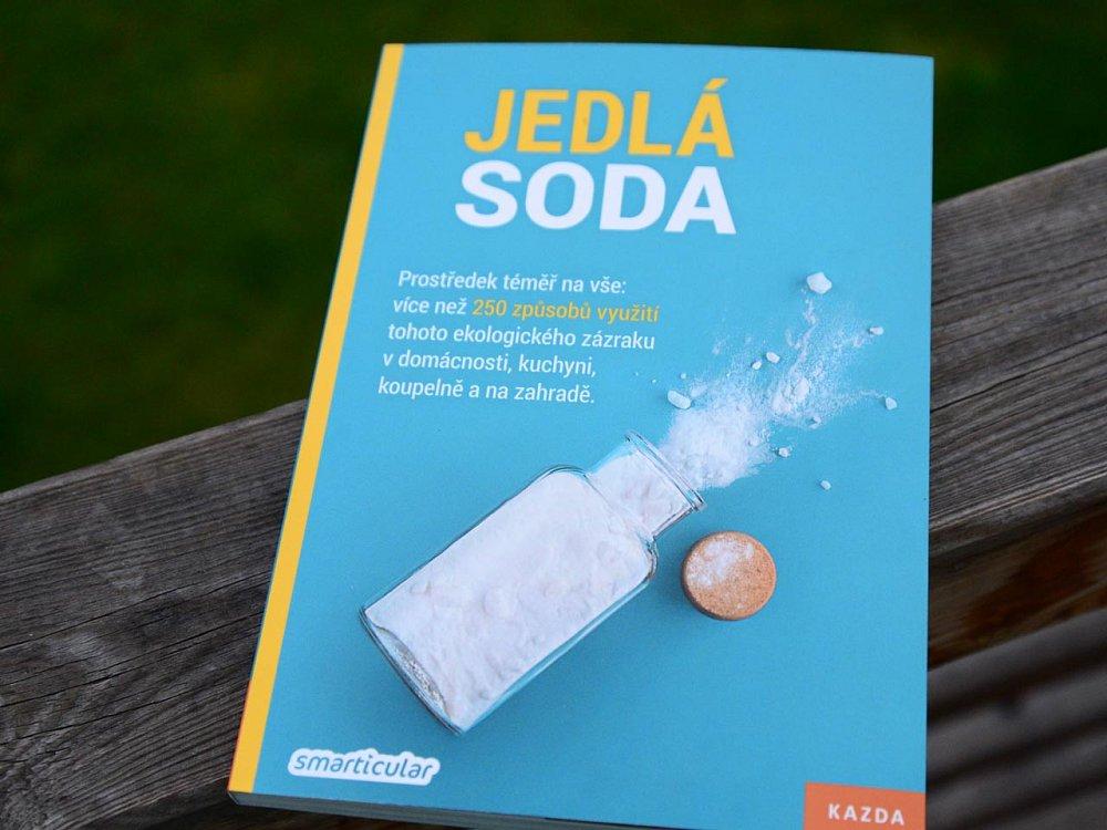 Soutěž o tři knihy: Jedlá soda