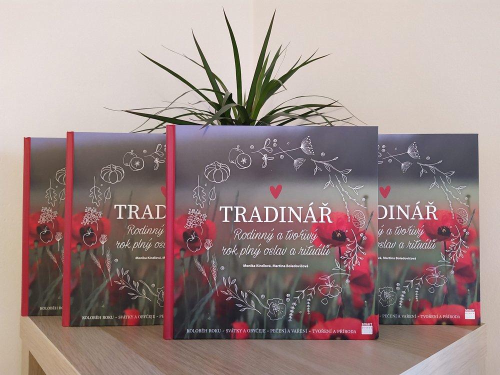 Soutěž o knihu Tradinář