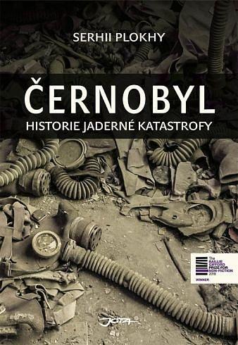 Soutěž o tři knihy Černobyl
