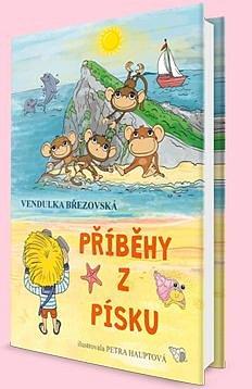 Soutěž o zábavně edukativní knihu Příběhy z písku
