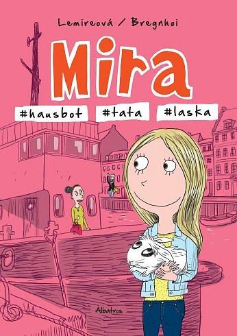 Soutěž o komiks Mira - #hausbot #tata #laska