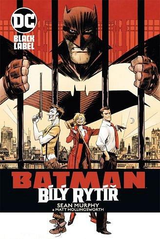 Soutěž o komiks Batman: Bílý rytíř