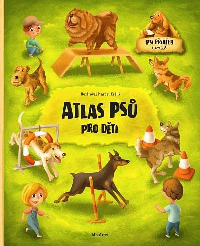 Soutěž o Atlas psů pro děti