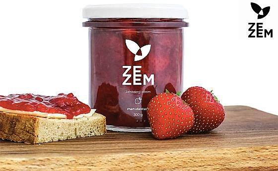 Soutěž o poctivé džemy ZEZEM s obsahem ovoce min. 80%