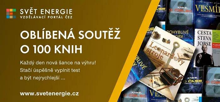 Podzimní soutěž o 100 knih