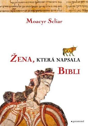 Soutěž o tři romány Žena, která napsala Bibli