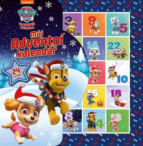 Soutěž o adventní kalendář s Tlapkovou patrolou