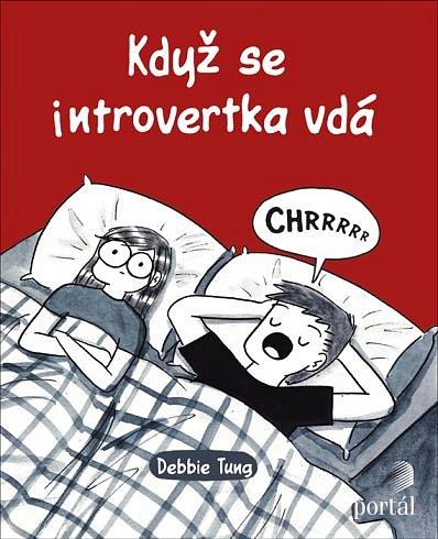 Soutěž o komiks Když se introvertka vdá