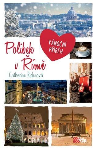 Soutěž o román Polibek v Římě