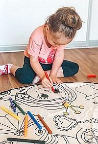 Soutěž o HIT Vánoc - kreslící koberce pro děti