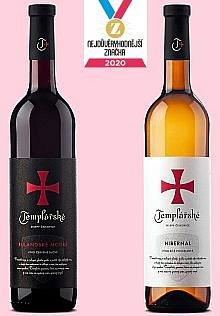 Vyhrajte výběrová vína Templářských sklepů