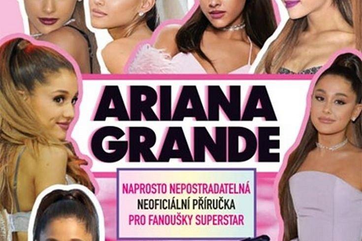 Vyhrajte pět knih Ariana Grande