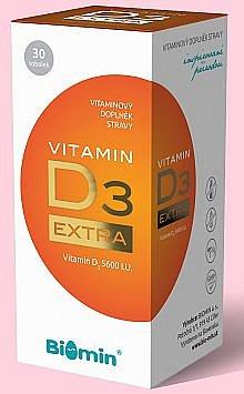 Vyhrajte přírodní vitamin D3 od BIOMINU