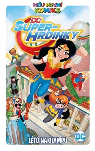 Soutěž o komiks DC Superhrdinky - Léto na Olympu