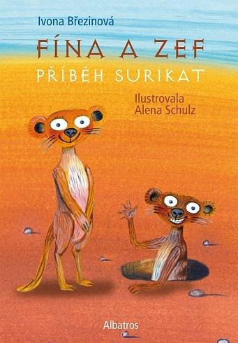 Soutěž o dětskou knížku Fína a Zef: Příběh surikat