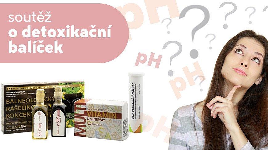 Soutěž o Detoxikační balíček