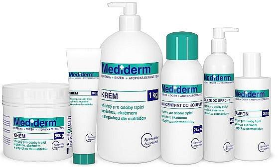 Soutěž o balíčky Mediderm krém, šampon a emulze do sprchy
