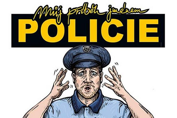 Vyhrajte tři knihy Můj příběh jménem policie