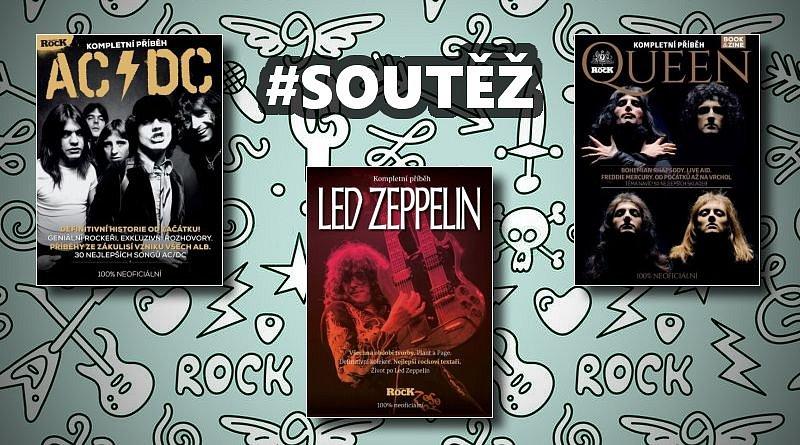 SOUTĚŽ o tři hudební časopisy ze série Kompletních příběhů