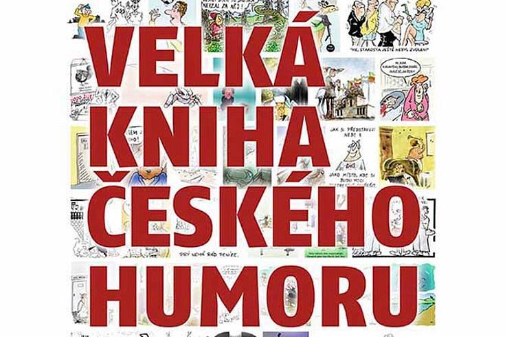 Vyhrajte tři knihy Velká kniha českého humoru