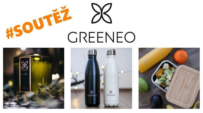 SOUTĚŽ o výrobky z českého e-shopu GREENEO