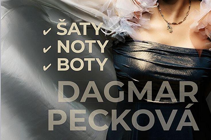 Vyhrajte tři knihy Dagmar Pecková: Šaty noty boty
