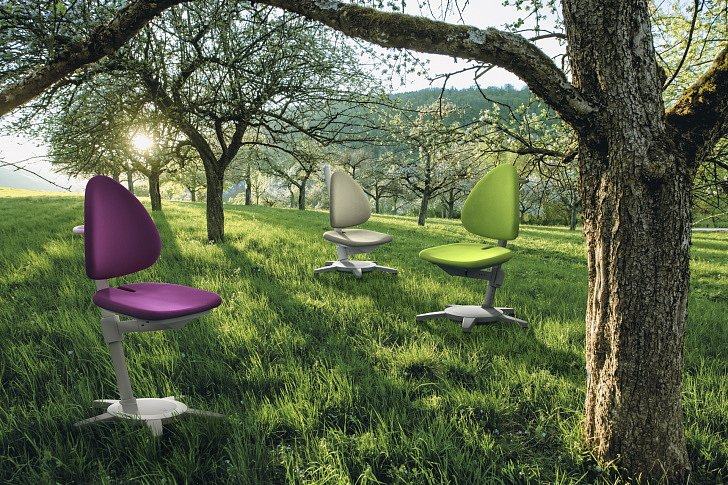 Soutěž o ergonomickou židli moll Maximo