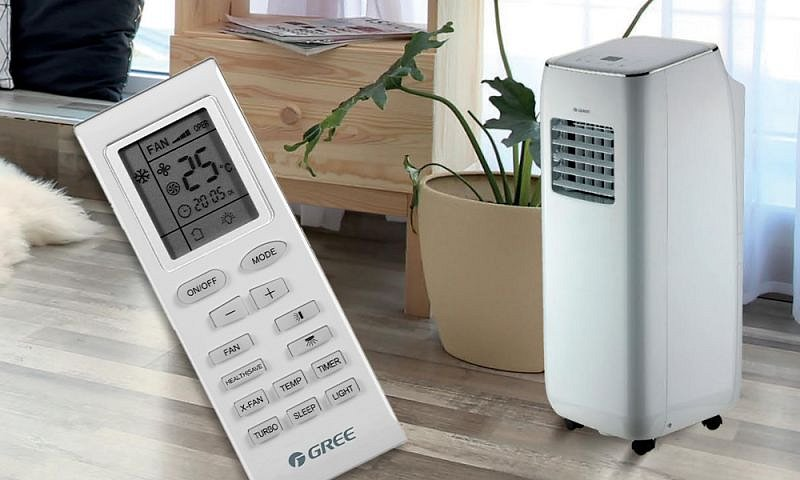 Soutěž o mobilní klimatizaci GREE