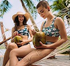 Soutěž o plavky a žabky k vodě z letní kolekce Dedoles