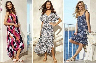 SOUTĚŽ: Pět typů letních šatů, které musíte mít!