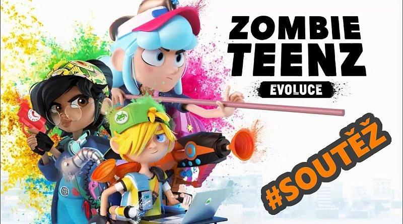 SOUTĚŽ o kooperativní hru Zombie Teenz: Evoluce