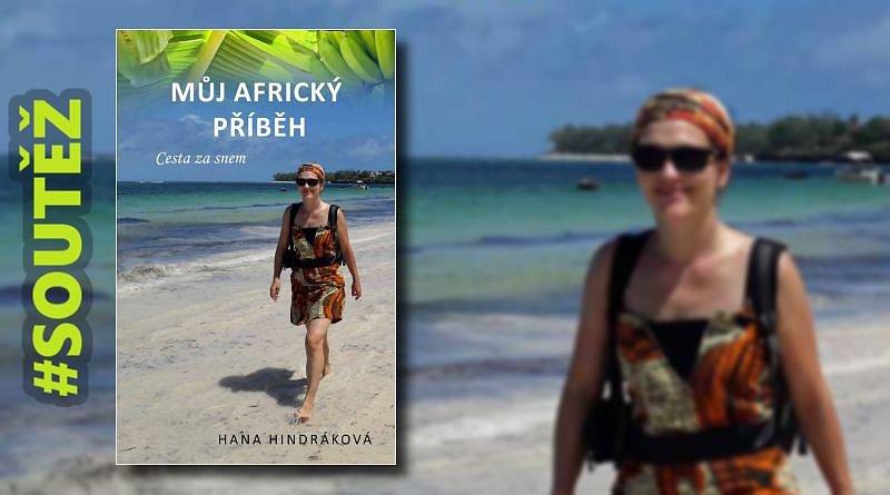 SOUTĚŽ o tři knihy Můj africký příběh