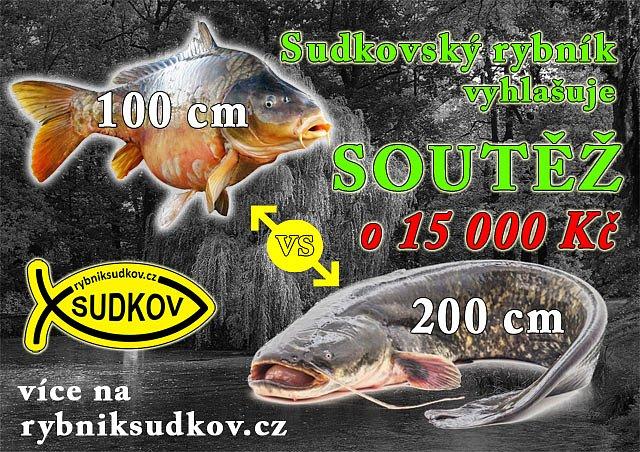 Rybářská soutěž o 15.000 Kč